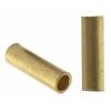 Beadalon Large Crimp Tubes Brass Color10mm For 12ga 50pcs
